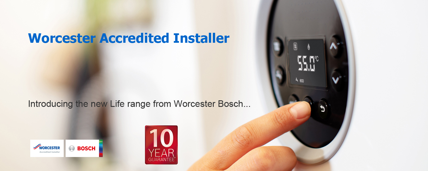 Chris Alam Worcester Boiler Accredited Installer